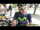 Entrevista a Igor Antón - Tour de San Luís 2015