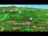 Recorrido Vuelta a España 2011
