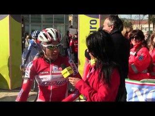Dani Moreno en Tirreno-Adriático