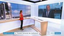 Impôt à la source : pourquoi Emmanuel Macron veut des clarifications