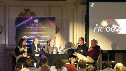 FRNOG 30 - Marc Bouteyre, Vincent Jardin, Jérôme Nicolle, Arnaud Cassagne : Table-Ronde SD-WAN