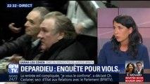 Ce que l'on sait de la plainte pour viols déposée contre Depardieu