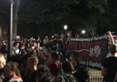 Protesters Face Off at Silent Sam Demonstration in Chapel Hill, North Carolina