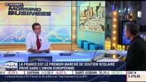 """""""Le soutien scolaire évolue énormément depuis quelques années"""", Edouard Morice - 31/08"""