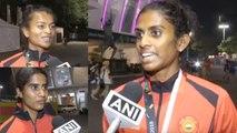 Asian Games 2018 : Women Relay team won Gold Medal, Athletes discloses plan | Oneindia News