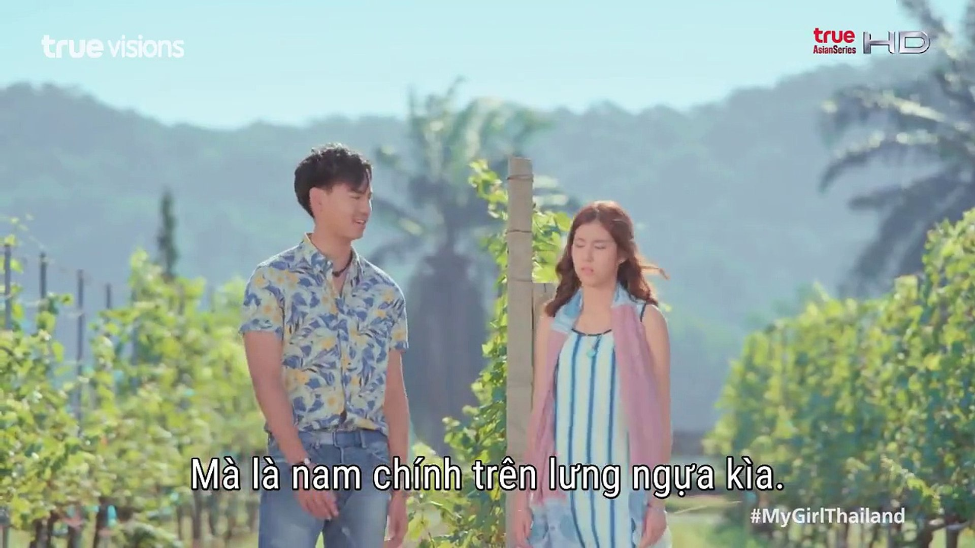 Cô Em Họ Bất Đắc Dĩ (2018)  tập 6 Vietsub - My Girl - Phim Thái Lan