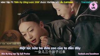 Dien Hy Cong Luoc Tap 70 Tap Cuoi VietSub Preview