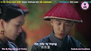 Dien Hy Cong Luoc Tap 67 VietSub Preview