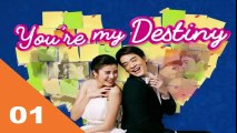 Video You're My Destiny Ep01 Tagalog Dubbed