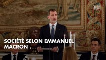 Start-up nation, pognon de dingue, Alexandre Benalla : pour sa rentrée, Alain Chabat se paye Emmanuel Macron