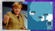 Actu plus - Angela Merkel entame à Dakar une mini-tournée en Afrique de l'Ouest