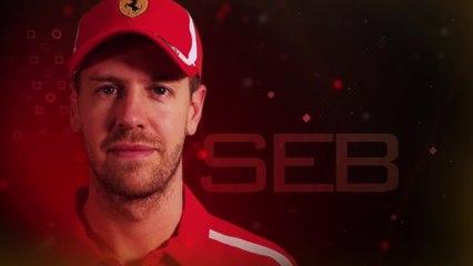 Sebastian Vettel spiega il F1 circuito di Monza 2018