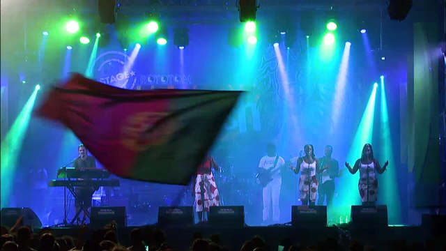 RAFEELYA & The New Life Band live @ Lion Stage 2018