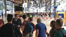 الشرطة الهولندية تطلق النار على مشتبه فيه في حادثة طعن في محطة قطارات أمستردام