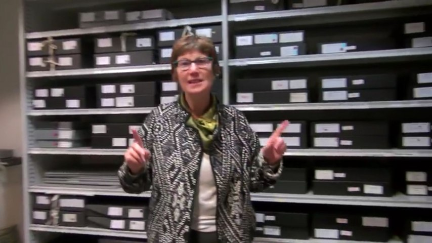 Une visite dans le « bunker » du musée | Musée de la Libération de Paris, le déménagement