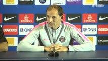 """PSG. Thomas Tuchel : """"Un groupe très très difficile en champions league"""""""