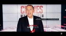 """1NRJ12 dévoile les premières images de """"Crimes et Faits-divers: la quotidienne"""" de Jean-Marc Morandini qui débute lundi en direct à 13h35 - Vidéo"""