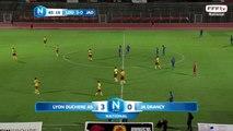 J5 : Lyon Duchère AS - JA Drancy I National FFF 2018