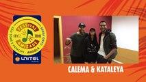 Calema e a Kataleya confirmam presença no Festival de Amizade, São Tomé e Príncipe, Angola e Cabo Verde. Vem fazer parte do Maior Festival de Amizade em São To