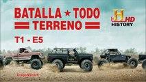 """BATALLA TODO TERRENO #5 – """"Riesgo al Filo del Abismo"""""""