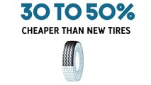 Fun Facts About Retread Tires | Service Tire Truck Centers
