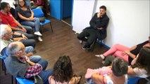 Gil Alma rencontre nos lecteurs