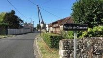 Étape 28 : Cartelègue – Margaux / Saint-Jacques-de-Compostelle par la Voie de Tours – 31 août 2017.