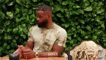 UFC 228: Tyron Woodley Media Lunch Scrum - MMA Fighting