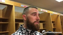 Travis Kelce On Patrick Mahomes Taking Over As Chiefs QB