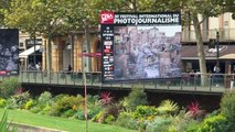 """""""Visa pour l'image"""": le photojournalisme s'expose à Perpignan"""