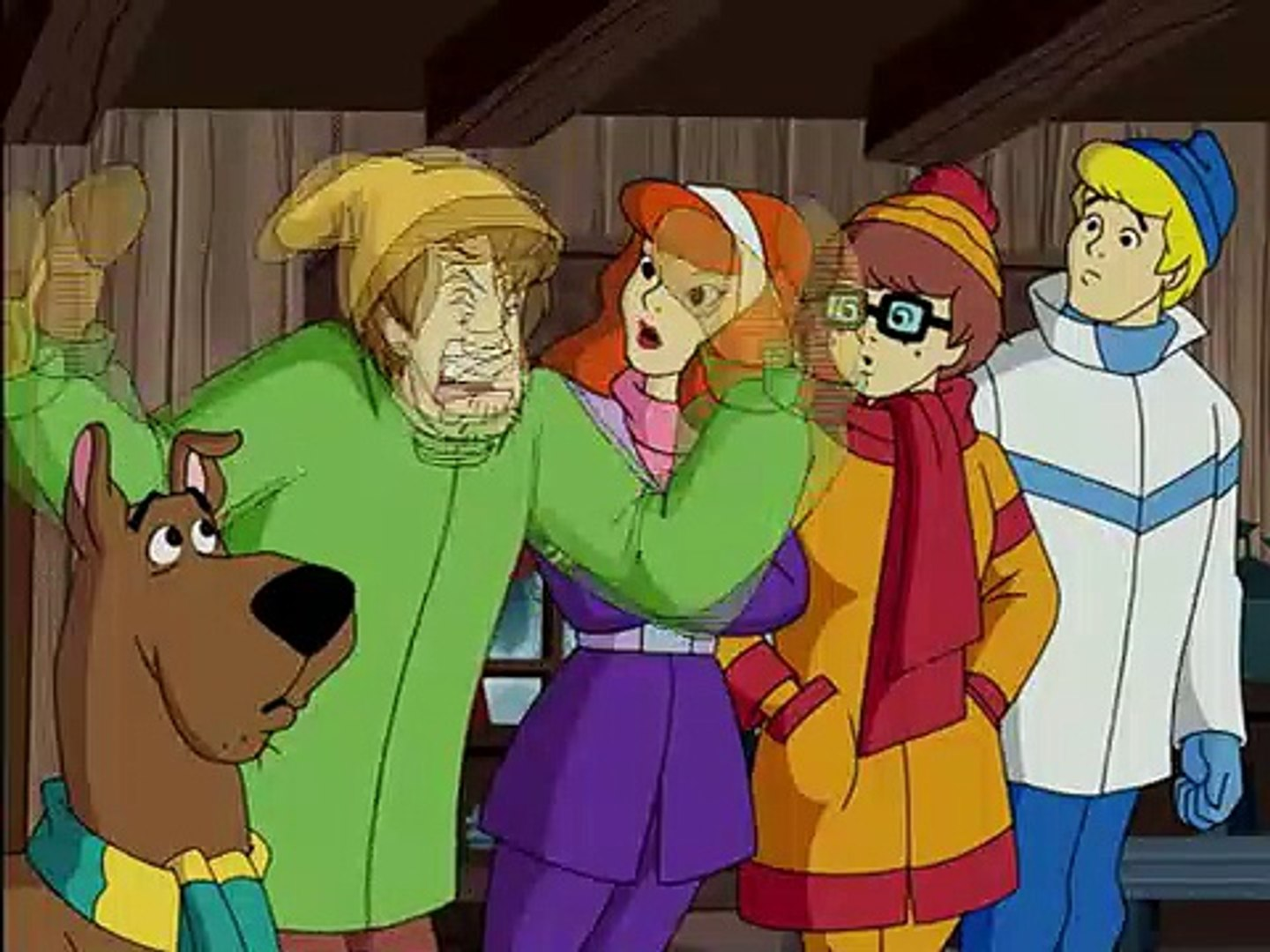 Scooby Doo Christmas.What S New Scooby Doo S03e14 Christmas