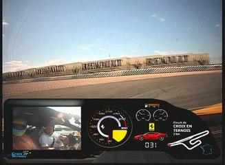 Votre video de stage de pilotage  B055170818CT0019
