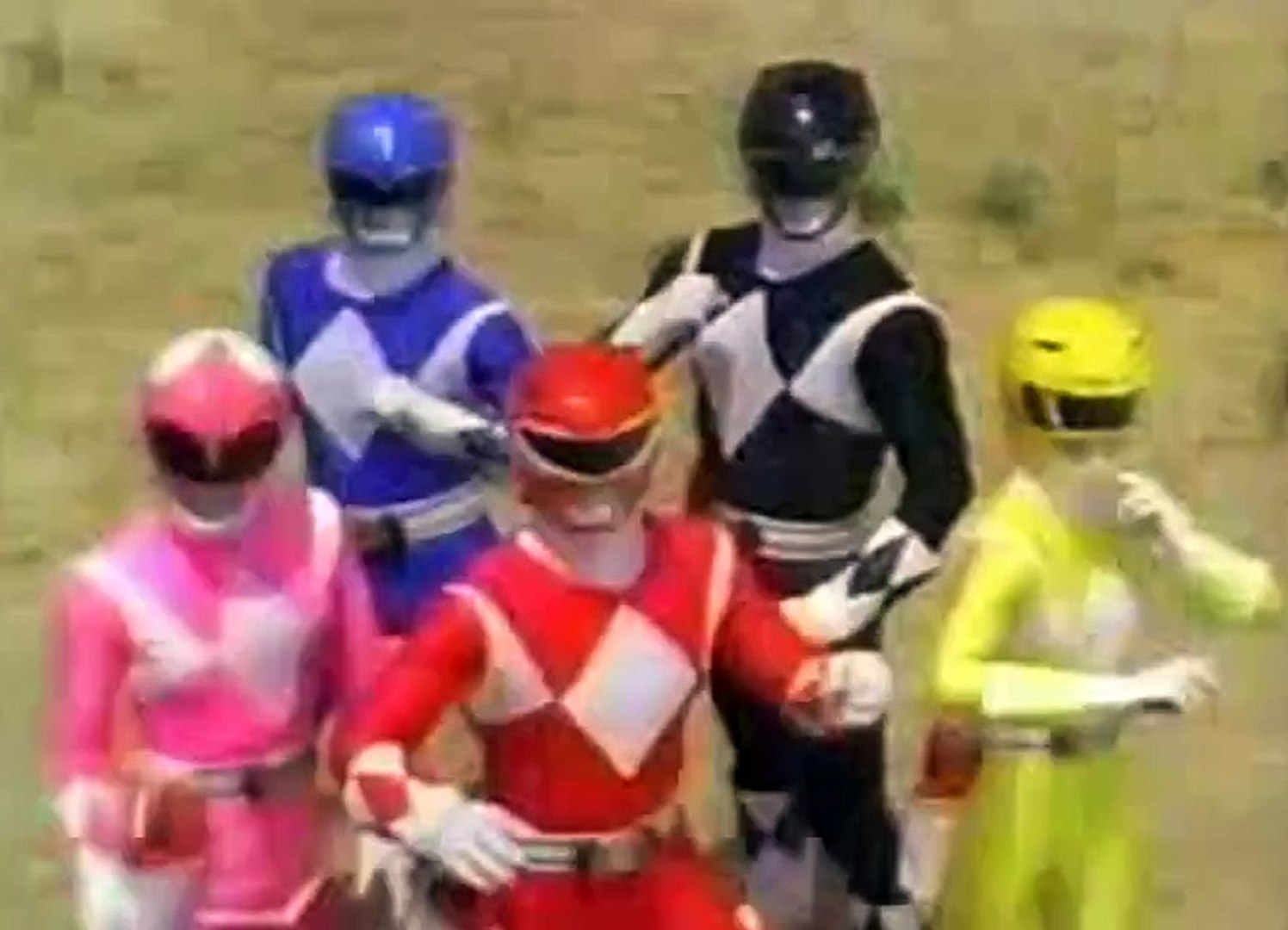 All Of The Live Forever   Mighty Morphin Power Rangers