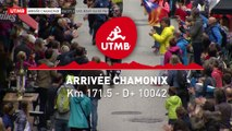 UTMB® 2018 Finisher Man 3 - Jordi GAMITO