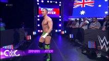Cruiserweight Classic: Damian Slater vs Tajiri - First Round