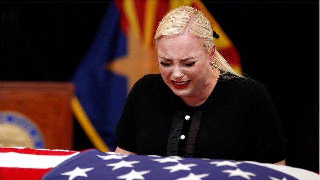 Meghan McCain Rebukes Trump