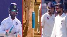 India VS England 4th Test: Rishabh Pant wastes India's DRS, Virat Kohli unhappy | वनइंडिया हिंदी