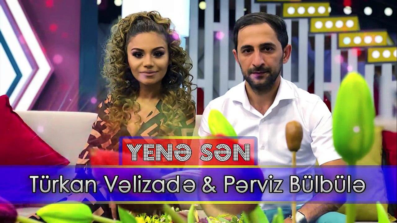 Pərviz Bulbulə Turkan Vəlizadə Yenə Sən Studio Version
