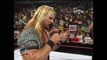 Triple H vs Chris Jericho, WWF Championship (RAW 360)