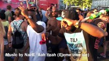 NazB Ejeme Uwa Ole Dance Video at the Zurich Street Parade 2018