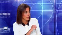 """Brune Poirson tacle François Hollande, """"le président du renoncement"""""""