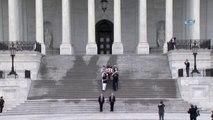 """ABD'li Senatör Mccain'in Cenaze Töreni Düzenlendi- Bush: """"Bazı Yaşamlar Çok Renklidir."""