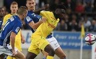 LIGUE 1  : Le Racing Club De Strasbourg S'incline 3 Buts À 2 Face À Nantes