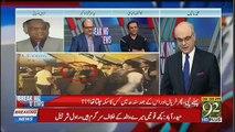 Shaheen Sehbai Tells Inside Story After CJP Finds Alcohol in Hospital Room of Sharjeel Memon