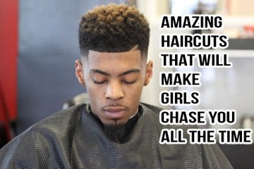 Amazing Haircuts That Will Make Girls Chase You All The Time