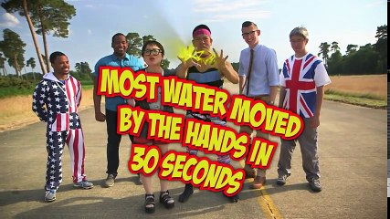 Bum Records (Music Video)   Guinness World Records: Officially Amazing   Universal Kids