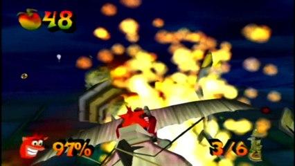 Crash Bandicoot the Wrath of Cortex  part 2 ( Tornado Alley )