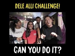 School Of HITZ Dele Alli Challenge w Deanna & Darshini