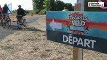 VIDEO. La Fête du Vélo en Beauce ligérienne, de Suèvres à Mer