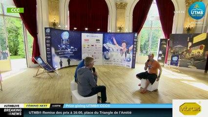 CCC® 2018 Interview (FR)  -  Thomas EVANS